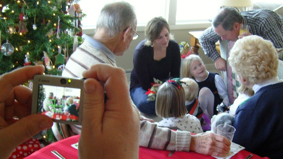 Caring for older loved ones around the holidays? These 11 tips may help.