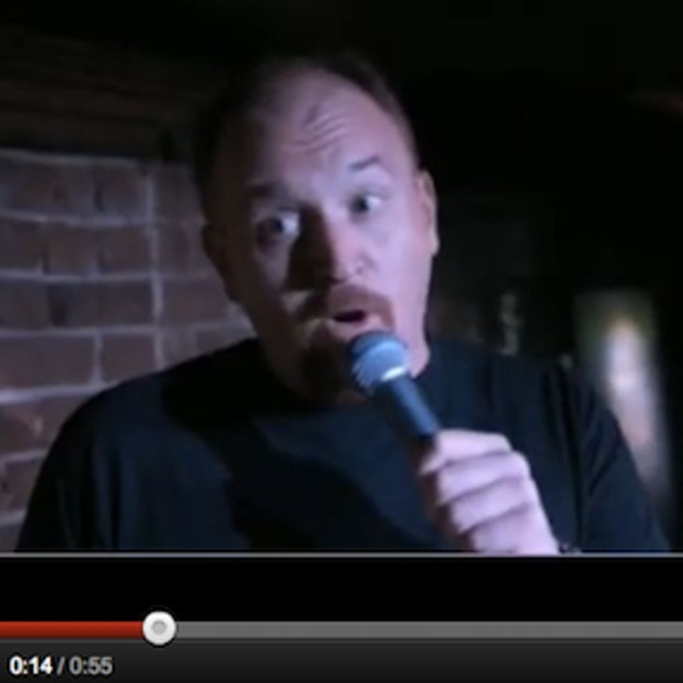 Louis C.K. Proves Why He Is Evil In 55 Seconds