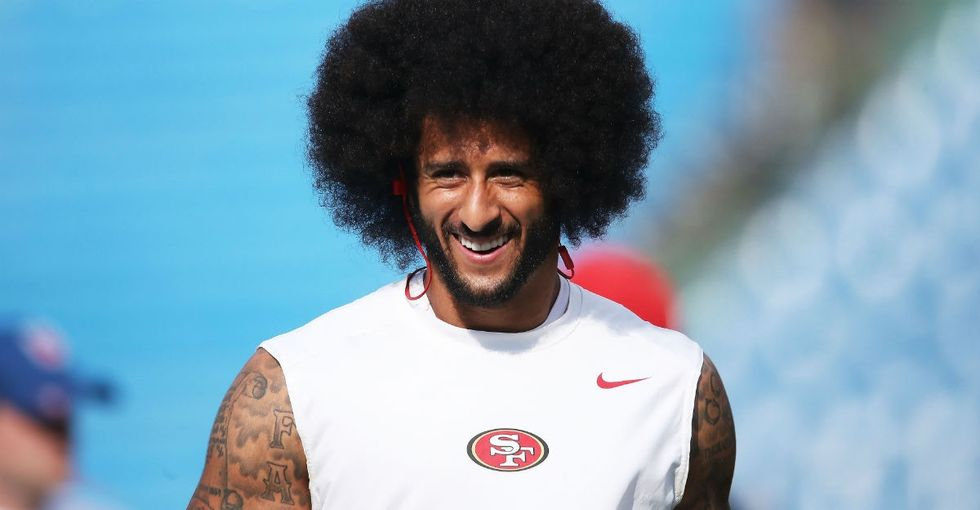 The day after Trump slammed Colin Kaepernick, the athlete donated to Meals on Wheels.