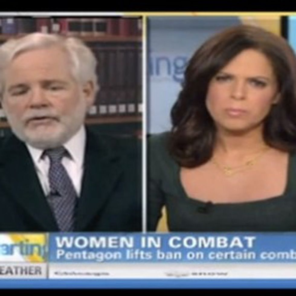 CNN Anchor Brilliantly Tricks Her Sexist Guest Into Accidentally Endorsing Racism On Live TV