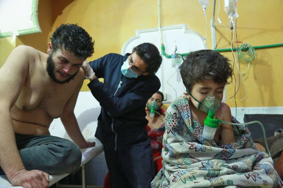 Here are 6 simple ways you can help families in Eastern Ghouta now.