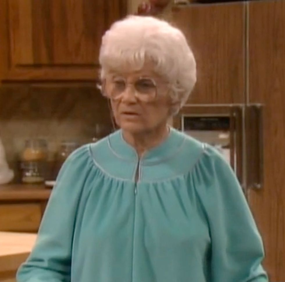 Watch Sophia Change Blanche's Mind About Gay Marriage In Less Than A Minute