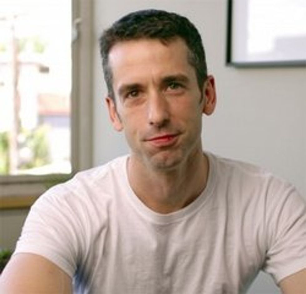 Dan Savage Says That Slavery And Stoning Daughters Are BS. Christian Teens Walk Out In Protest.