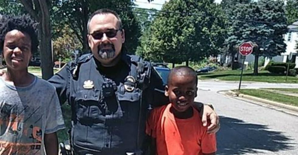 Cops were called on him — for mowing a lawn. Now his business is booming.
