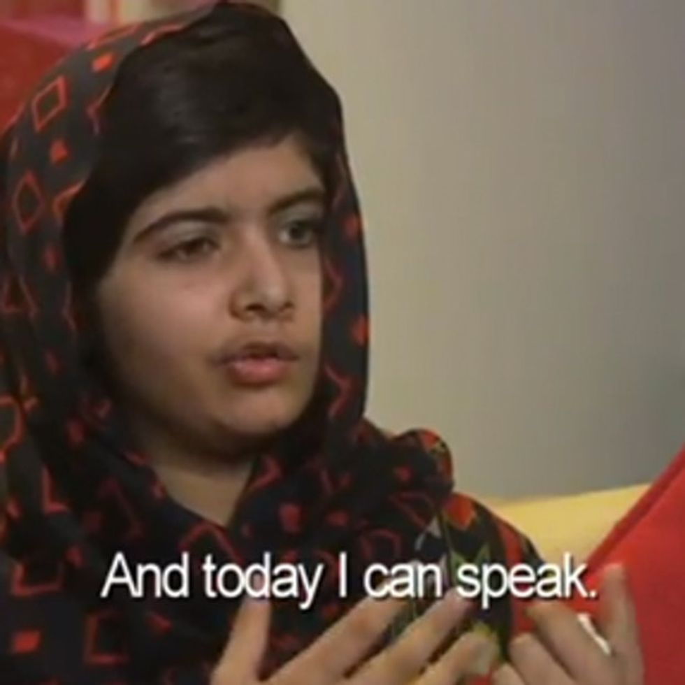 The Taliban Just Got Owned By A 15-Year-Old Girl