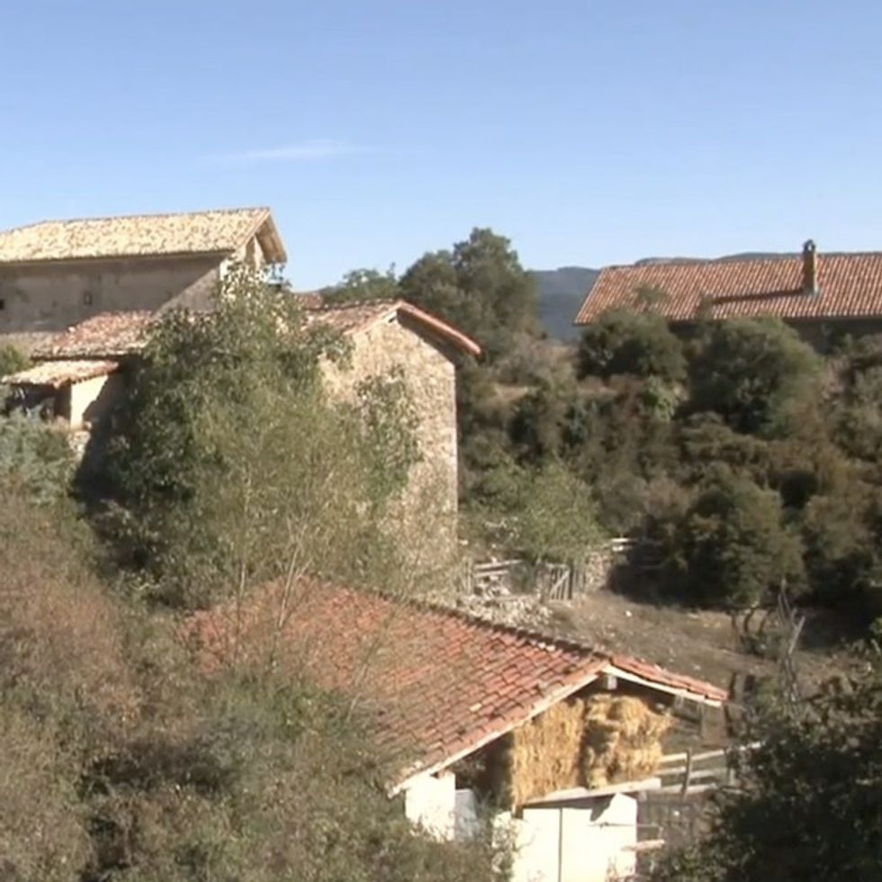How A Medieval Ghost Town Transformed Into A Self-Sustaining Ecovillage