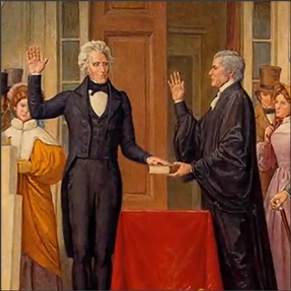 A Brief History Of American Inauguration Ceremonies: Keep It Simple, Stupid!
