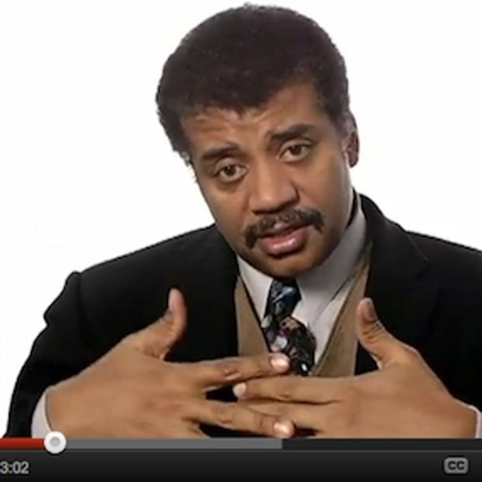 What If Neil deGrasse Tyson Told You Science And Religion Don't Actually Conflict?