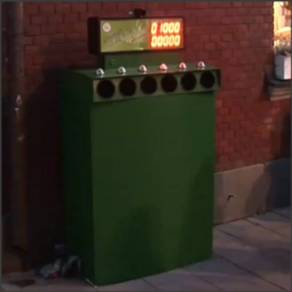 Why This Beeping, Creepy, Green Arcade Thingy Is The Best New Thing In The World