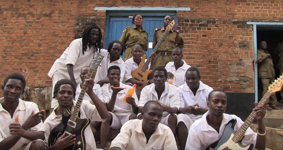 Meet the first Malawian musical group ever nominated for a Grammy.