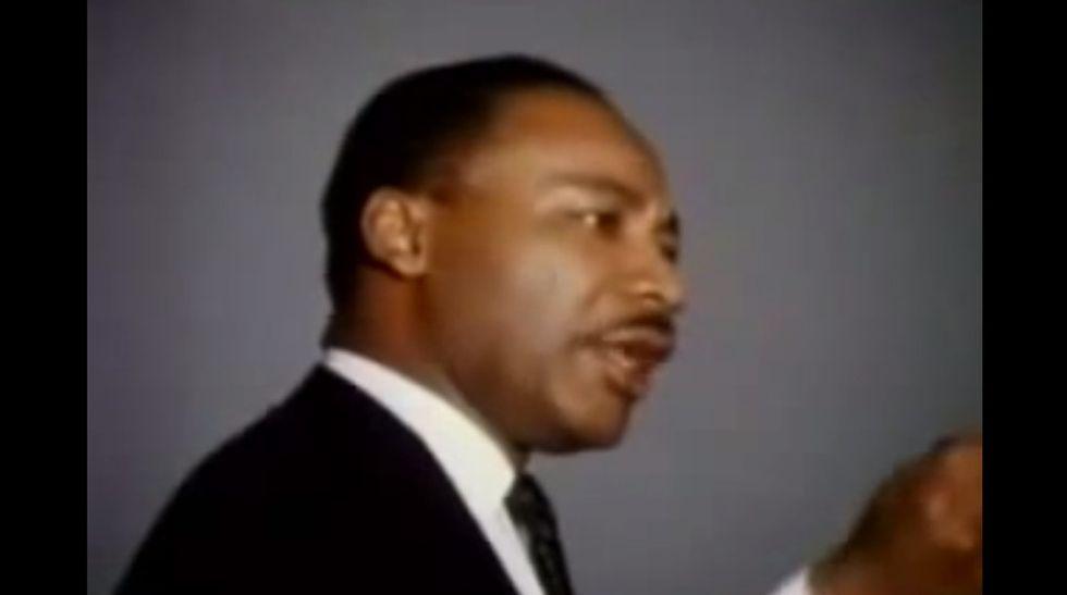 Martin Luther King Jr.'s Badass Speech That Everyone Forgot About