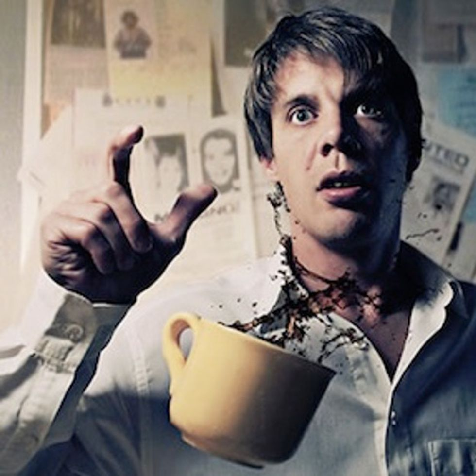 Is Your Coffee Drugged? Yes. With Coffee.