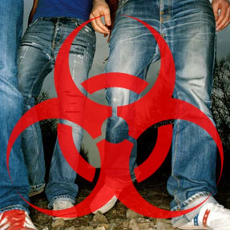 How One-Sixth Of The World's Pesticides End Up In Your Pants