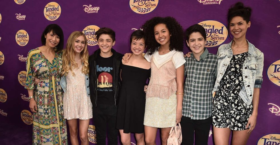 Here's why it's a big deal that the Disney Channel now has an openly gay lead character.