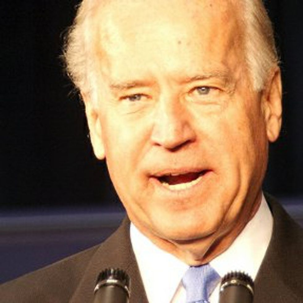 No, I Can't Come Out Tonight. I'm Burning My Bra With Joe Biden.