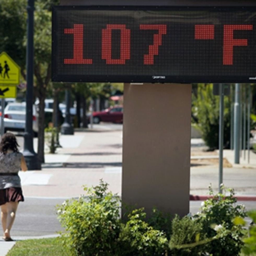 If It Felt Like 2012 Was The Hottest Year Ever, That's Because It Was