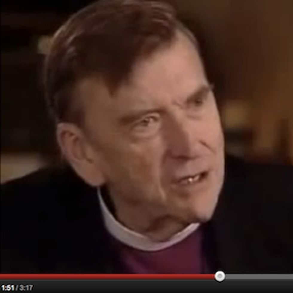 A Bishop Describes How The Church Invented Hell To Control People