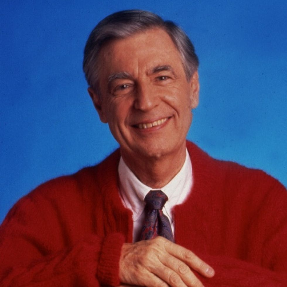 This Infographic Would Make Mr. Rogers Cry