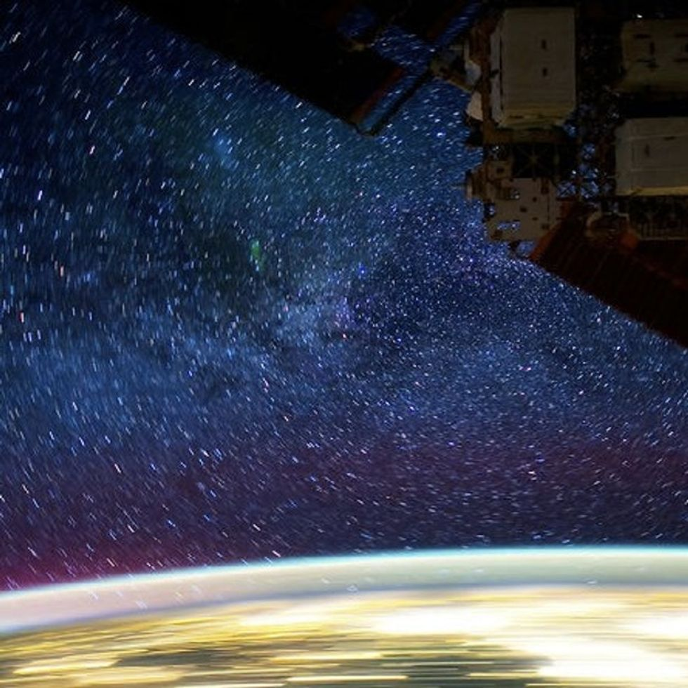 The Most Beautiful Video Of Earth From Space You'll Ever See