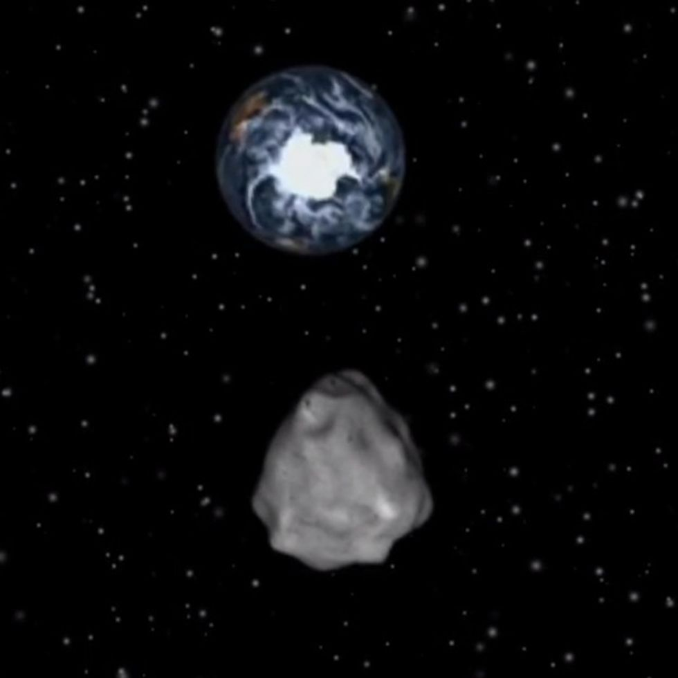 How Many Earth-Destroying Asteroids Are Headed Toward Us At This Exact Moment?