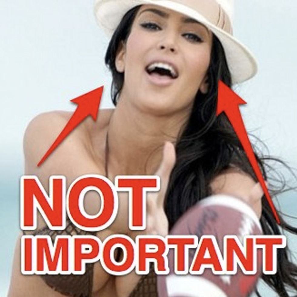 What's More Scantily Covered Than Kim Kardashian?
