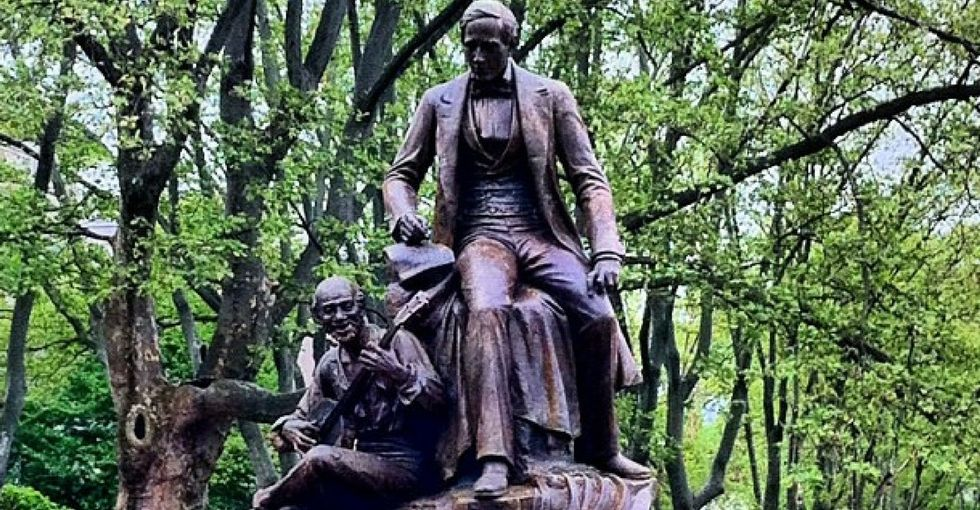 Pittsburgh is handling its racist statue problem in the best possible way.