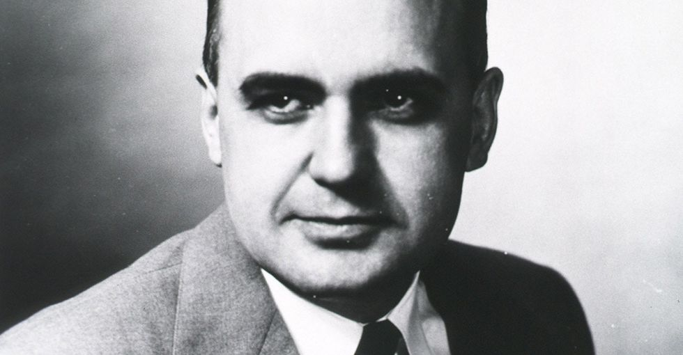 When his daughter got sick, he made a vaccine and saved millions of lives in the process.
