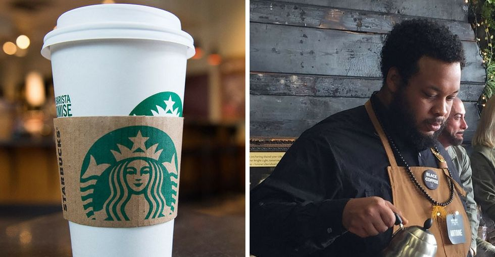 Starbucks is closed Tuesday. We've got 20 alternatives owned by people of color.
