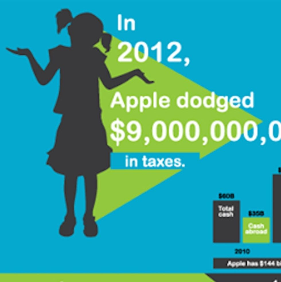 Exactly What Did Apple Cost This Country By Not Paying Its Taxes?