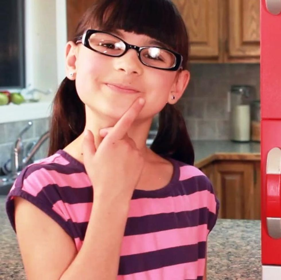A 9-year-old asks McDonald's CEO a simple question. She's not lovin' his response.