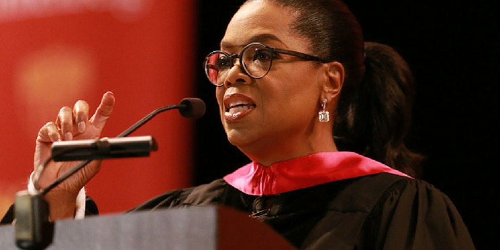 Oprah nailed why dishonesty has eroded our nation. But she gave us hope too.
