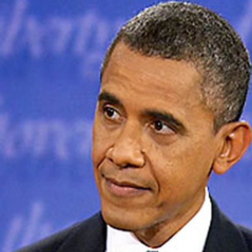 Wondering If Obama Showed Up To The Second Debate? Watch This.