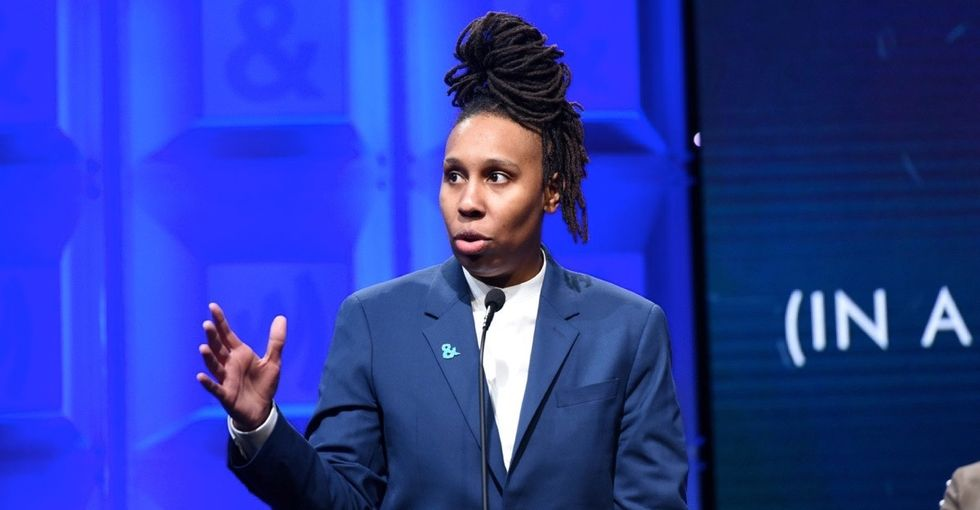 This powerful, candid speech by Lena Waithe shows why LGBTQ people need to stick together.