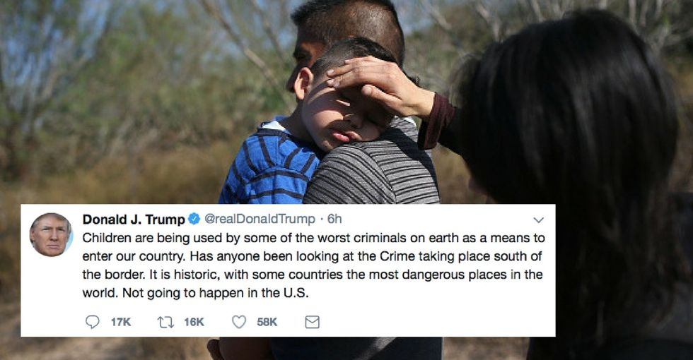 Anti-immigrant rhetoric and lies have led the U.S. to hurt innocent children.