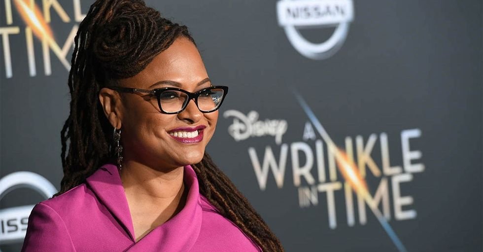 #TimesUp for R. Kelly thanks to Ava DuVernay and other brave, badass black women.