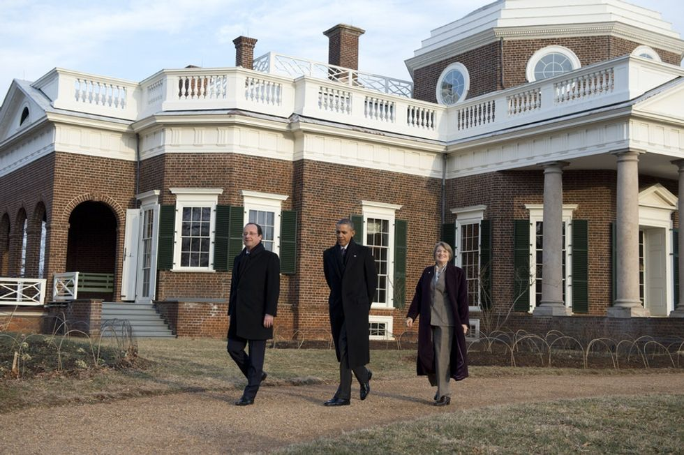 Sally Hemings is part of American history. The Jefferson estate is finally honoring her.
