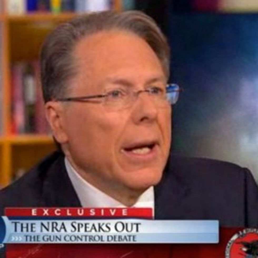 The CEO Of The NRA Attacks Himself In The Most Reasonable Super Bowl Ad Of 2013