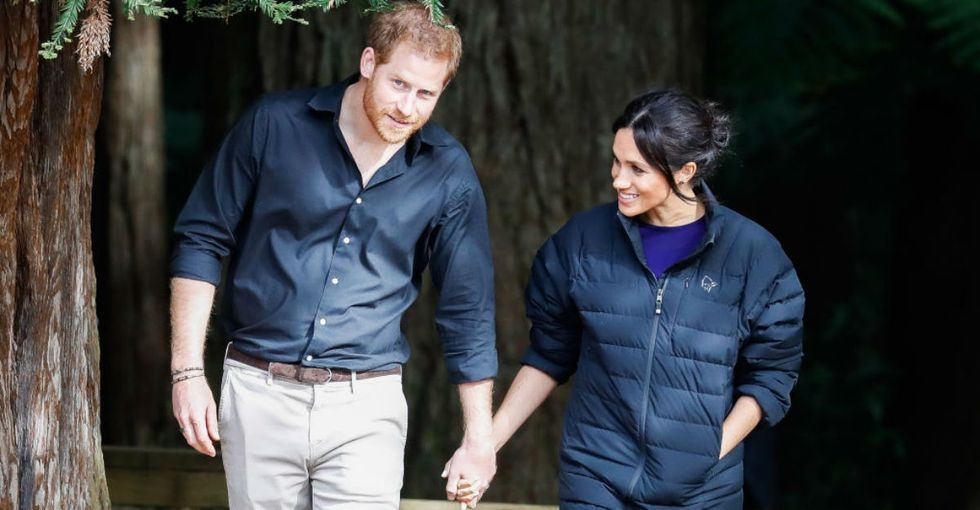 Meghan Markle and Prince Harry's baby will be a Royal, but won't be raised as one.