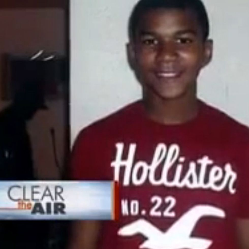 Think Trayvon's Record Said Something About His Character?  Well, Get A Load Of This.