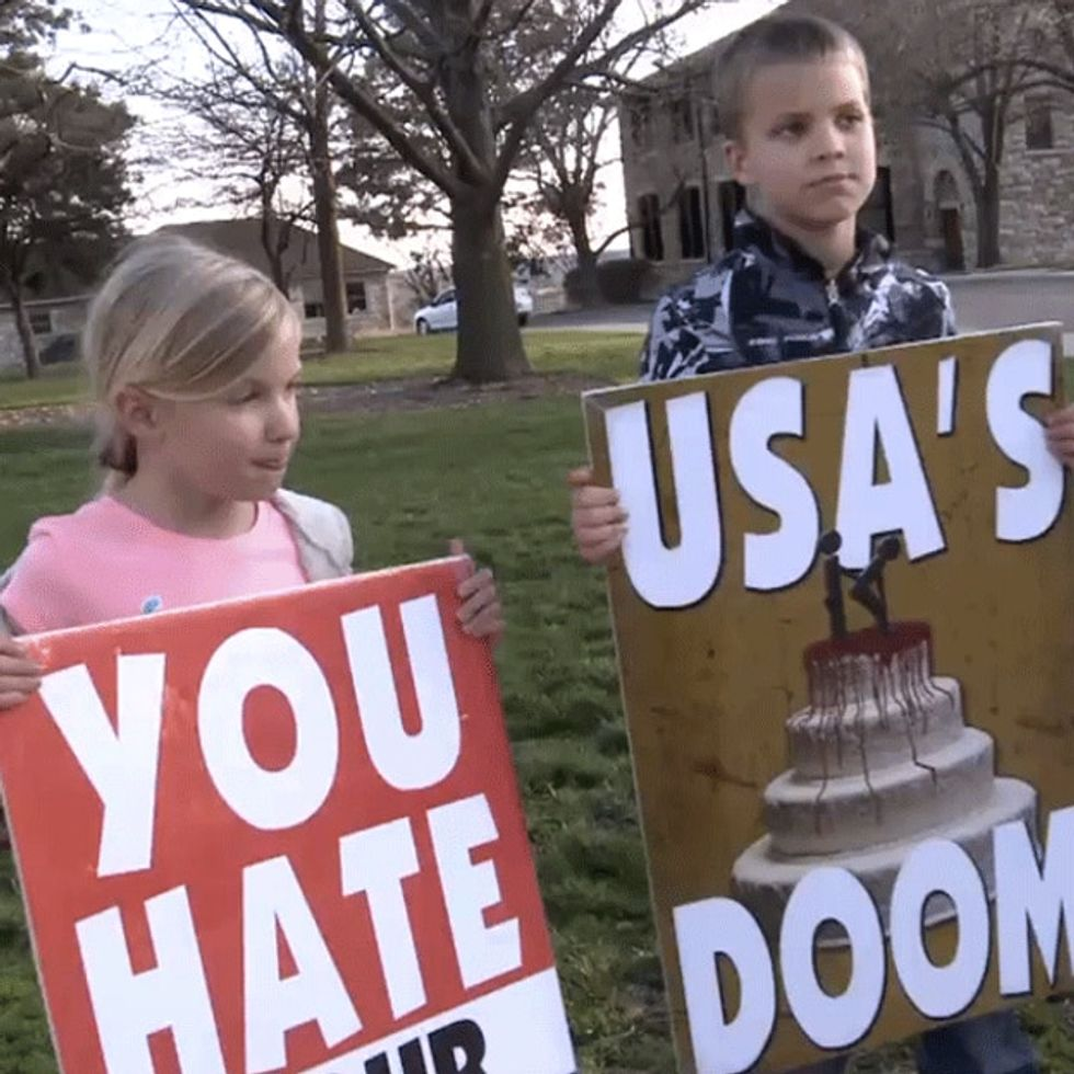 In A Surprising Twist, I Respect Someone Raised By The Westboro Baptist Church