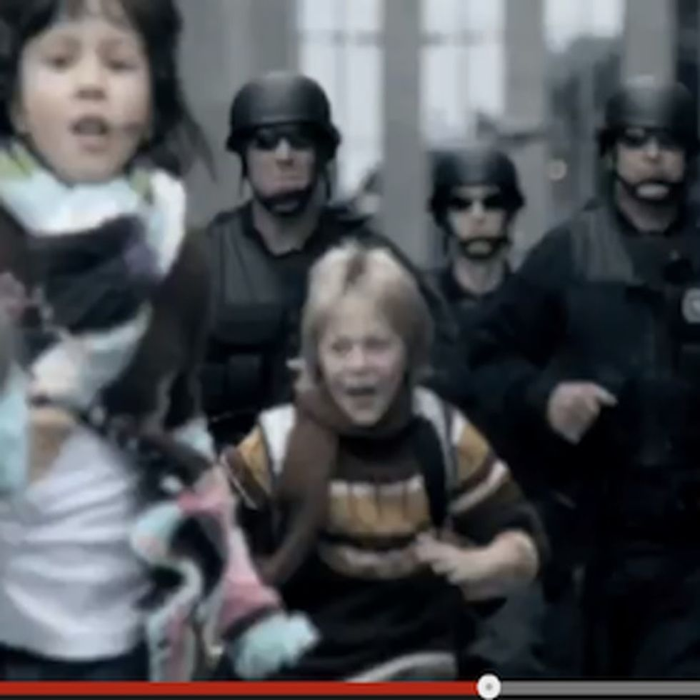 What Would Cause A Group Of 8-Year-Olds To Riot?