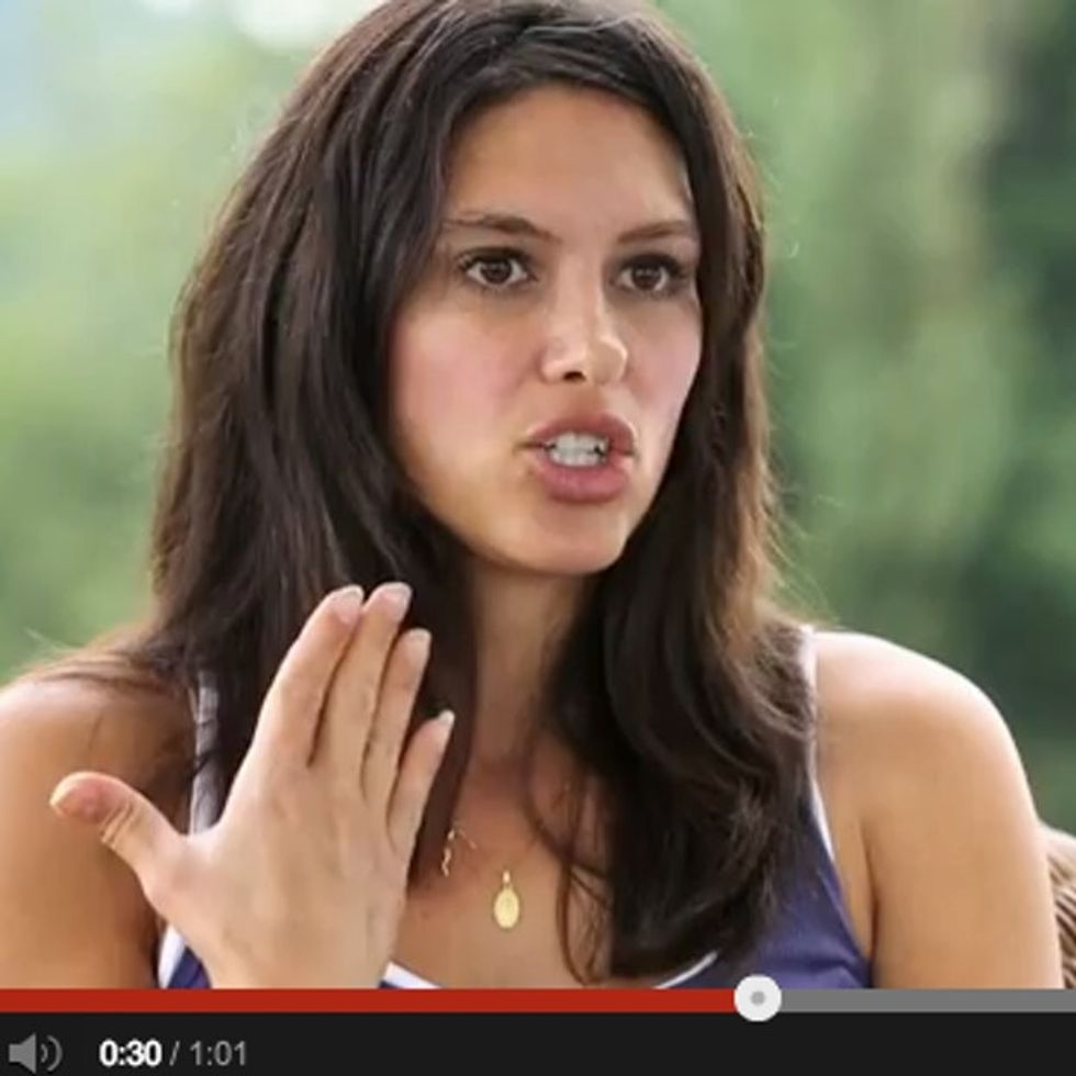 This Woman's Eyes Burn When She Drinks Water. Which Would Be Weird If Not For...