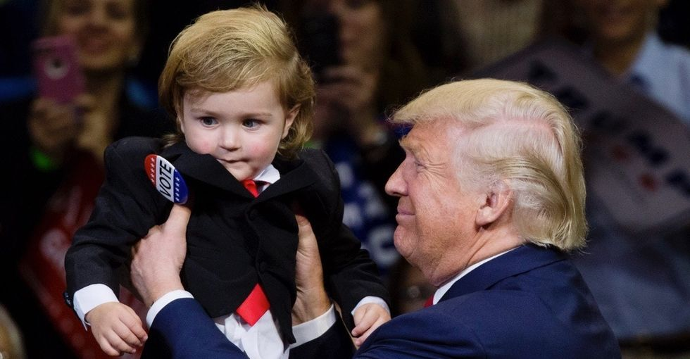 6 conversations I was forced to have with my kids about the election because of Trump.