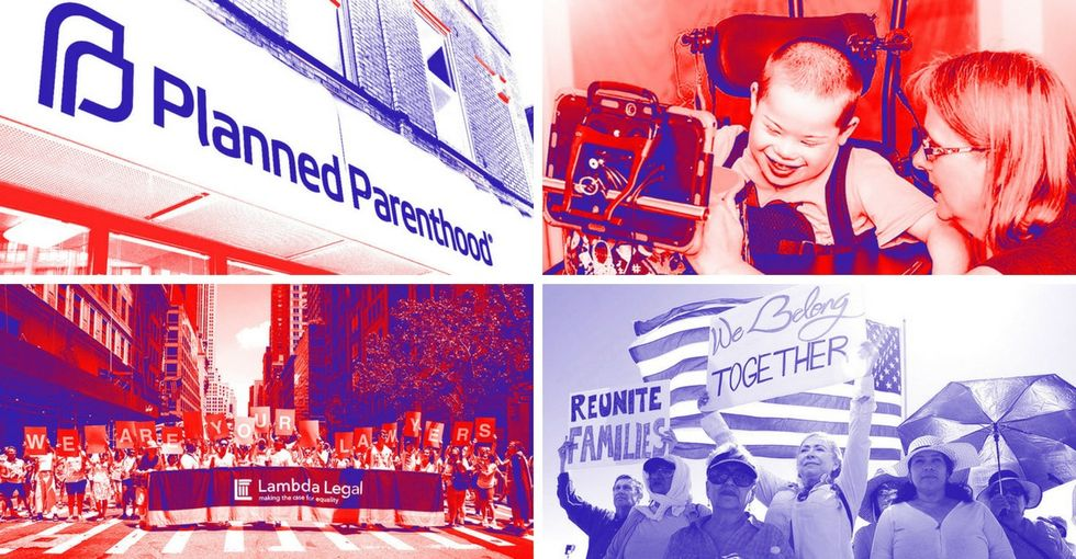 These 6 orgs are making sure freedom and justice are for all Americans.