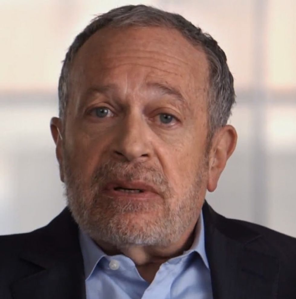 You May Not Have Heard Of Robert Reich. His Upcoming Movie About The Middle Class Will Change That.