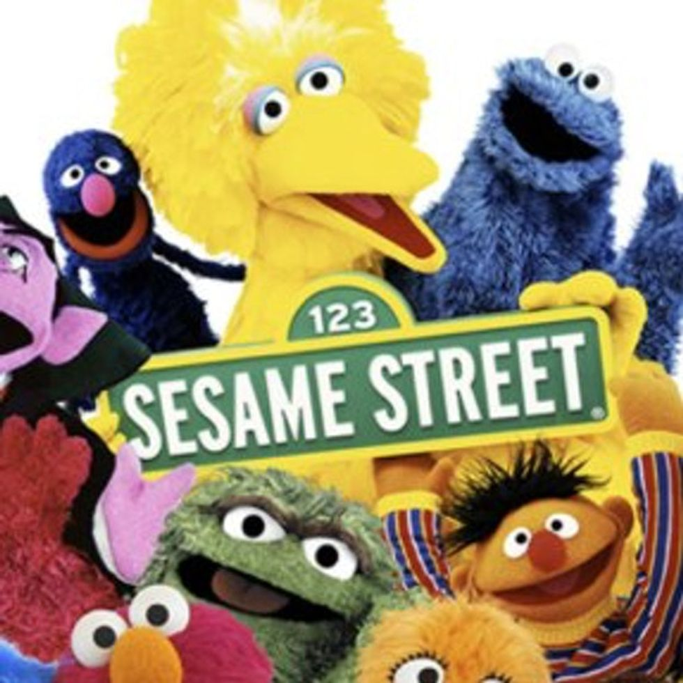 Why 'Sesame Street' May Have Been One Of The Best Teachers You Ever Had