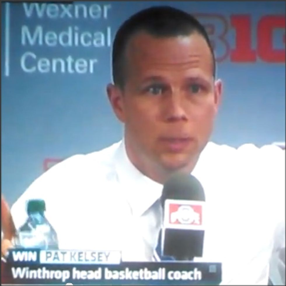 Basketball Is A Game. What This Coach Said About Our Nation Is Not.