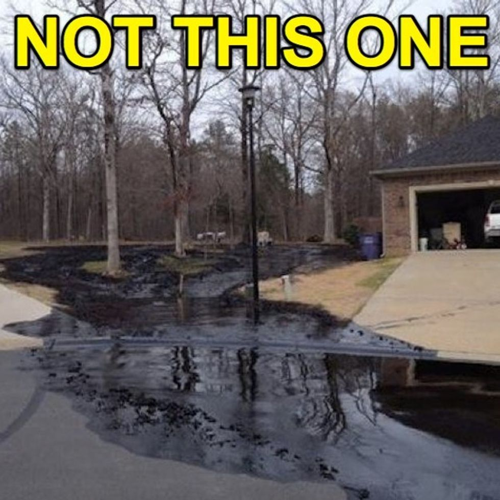 Did You Hear About That Big Oil Spill That Just Happened? No, Not That One. No, Not That One Either.