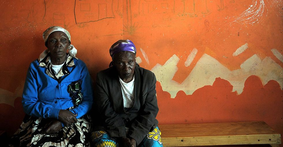 The inspiring story of how grandmas in Kenya are changing rape culture.