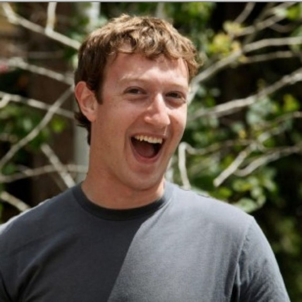 Does Anyone Have Mark Zuckerberg's Cell Number? Something Awful Might Happen To Your Facebook Stuff.
